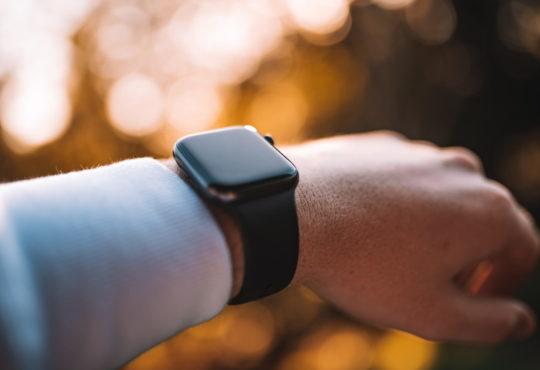 Display der Apple Watch defekt
