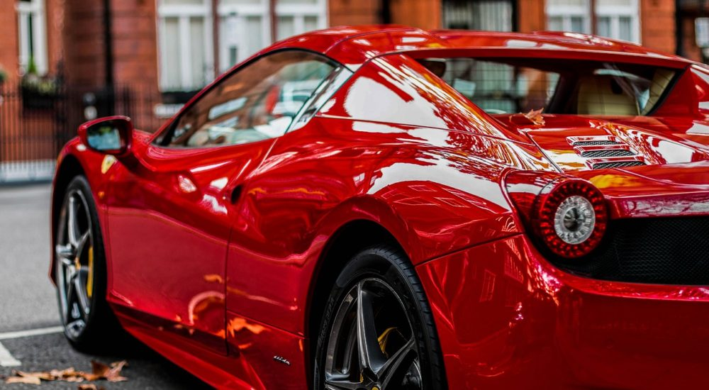 Sportwagen Ferrari mieten