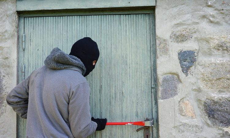 Einbruchschutz Zuhause