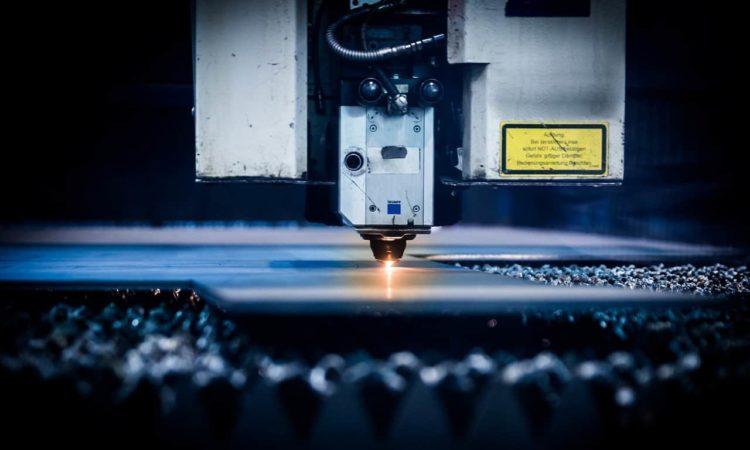 Laser in Industrie