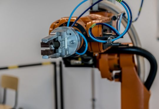 Cobots sind sichere Roboter