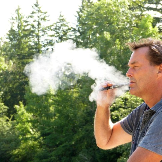 Gesundheitliche Auswirkungen von E-Zigaretten